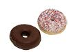 McDonald's Candy Donut, Schoko Donut, lose