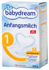 Babydream Anfangsmilch 1