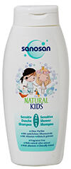 Sanosan Natural Kids 2in1 Sensitiv Dusche Shampoo