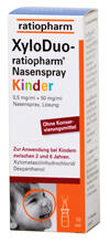 Xylo Duo-Ratiopharm Nasenspay Kinder