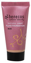 Benecos Natural Light Fluid Foundation, Dune
