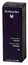 Dr. Hauschka Foundation, 03 Chestnut