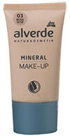 Alverde Mineral Make-Up, 03, Beige Rose