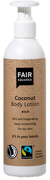 Fair Squared Coconut Body Lotion Rich