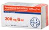 Paracetamol Saft Hexal 200 mg/5ml