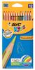 BIC Kids Tropicolors 2 Buntstift, holzfrei