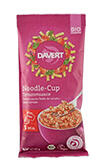 Davert Noodle-Cup Tomatensauce, Instant