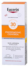 Eucerin Photoaging Control Sun Lotion Extra Light, 30