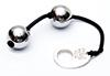 Fifty Shades of Grey Inner Goddess Silver Pleasure Balls