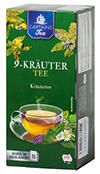 Captains Tea 9-Kräuter Tee, Beutel