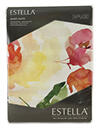 Estella Impulse Mako-Satin Flower Power, multicolor