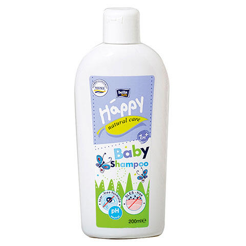 Bella Baby Happy Natural Care Baby Shampoo
