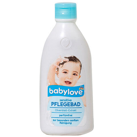 Babylove Sensitive Pflegebad