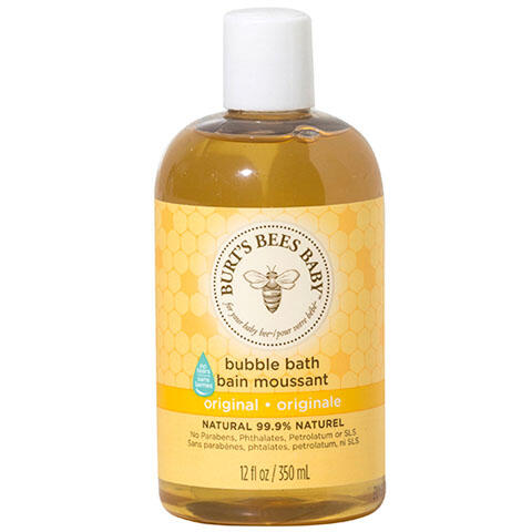 Burt's Bees Baby Bubble Bath Original