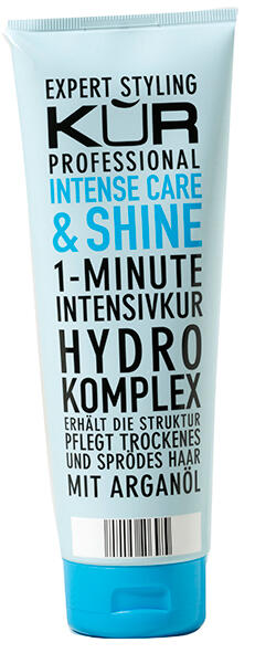 Kür Professional Intense Care & Shine 1-Minute Intensivkur