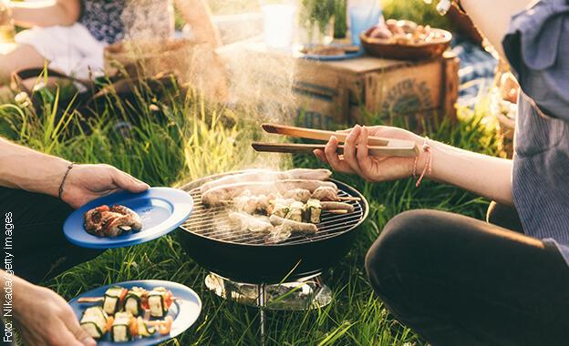 Jamestown Holzkohlegrill Test : Kugelgrill test: grills von weber rösle & co. im vergleich Öko test