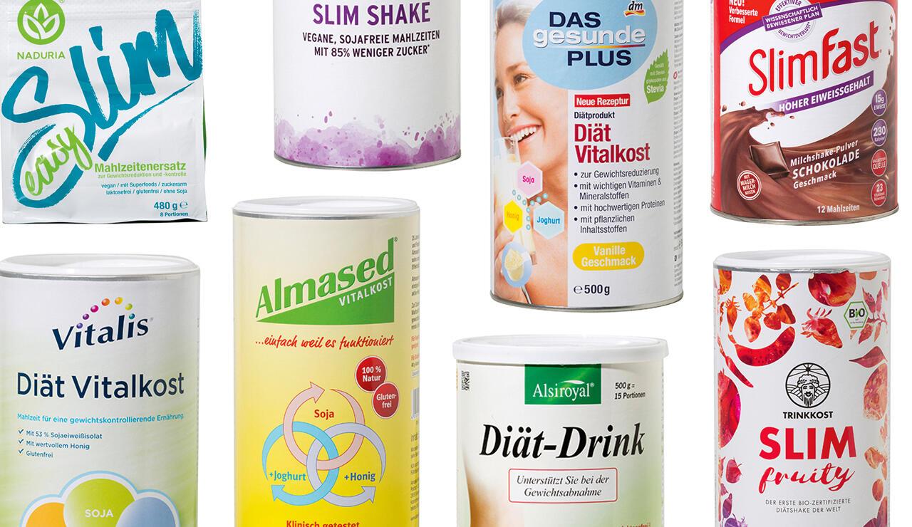 Diät Shakes Im Test Was Diätdrinks Zum Abnehmen Taugen öko Test