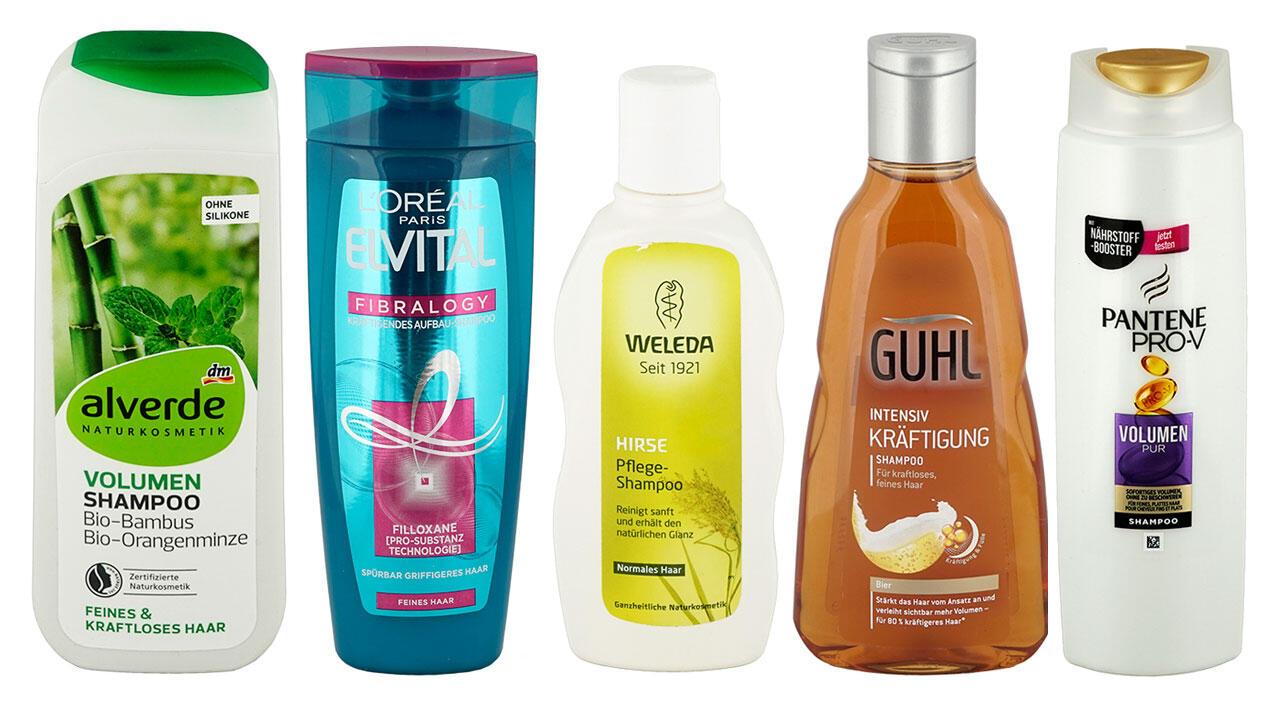 Shampoo ohne Silikone im Test: Diese silikonfreien